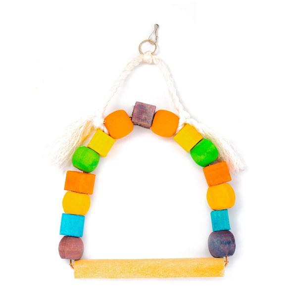اسباب بازی پرنده با رنگ خوراکی کد T7