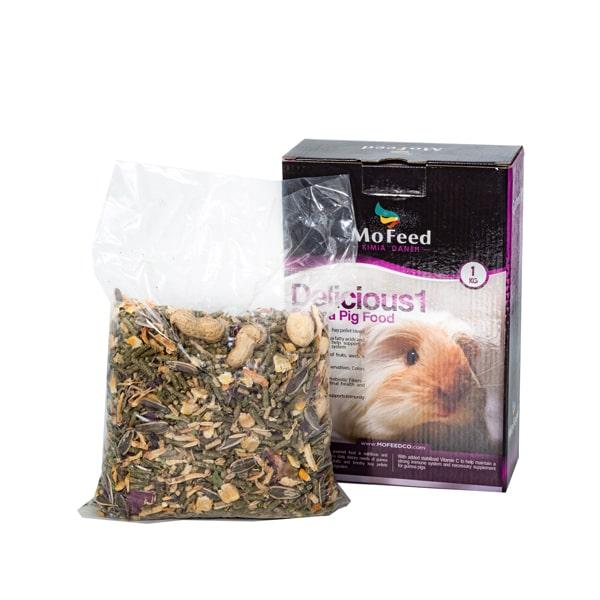 غذای خوکچه هندی مفید 1 کیلوگرم