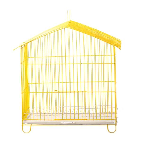 قفس پرنده تاشو سایز کوچک کد 10 دارای رنگ های متنوع