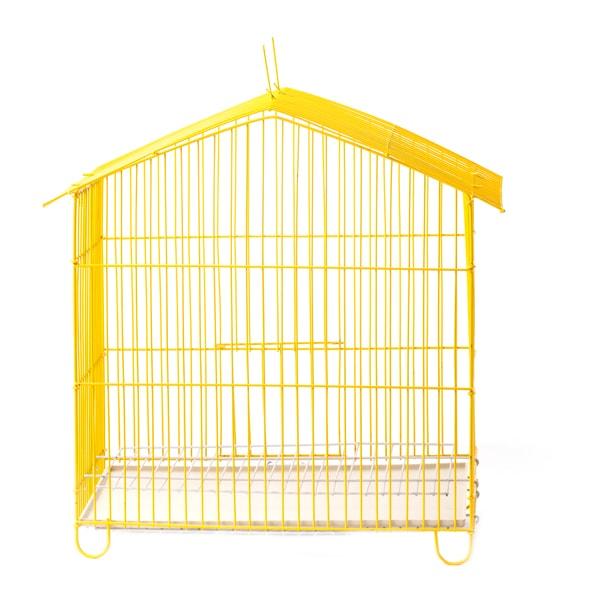 قفس پرنده تاشو مخصوص پرندگان ریز جثه سایز کوچک کد 10