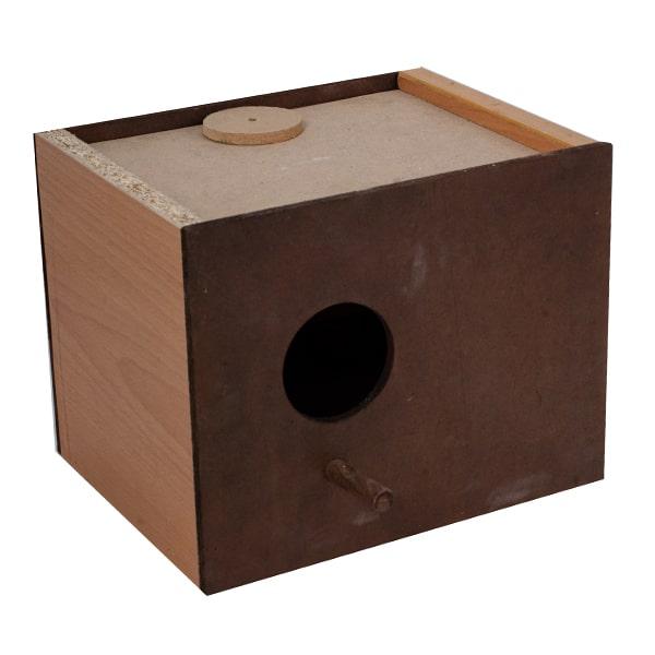 لانه پرنده طوطی برزیلی مدل قفل دار