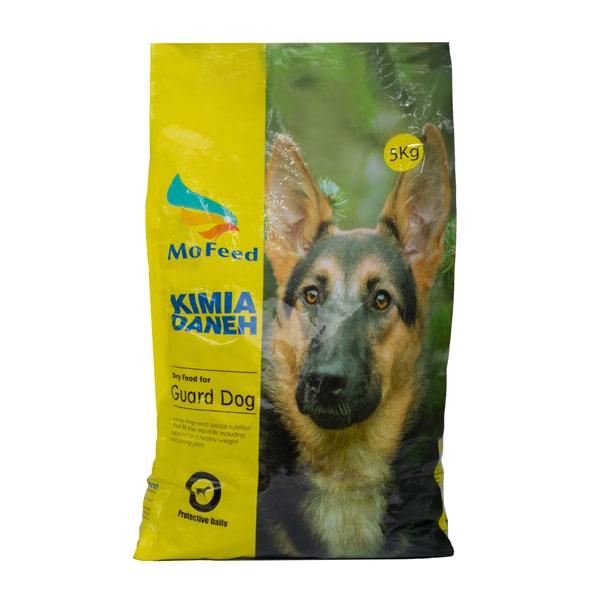 غذای سگ نگهبان بالغ مفید 5 کیلوگرم