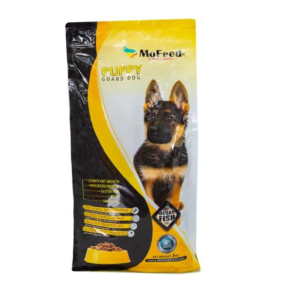 غذای توله سگ نگهبان برند مفید 5 کیلوگرم