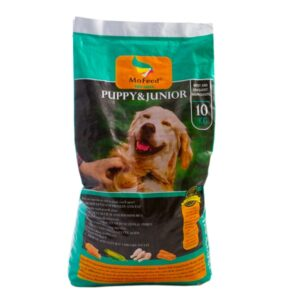 غذای سگ مناسب نژاد پاپی و جونیور مفيد 10 کیلوگرم