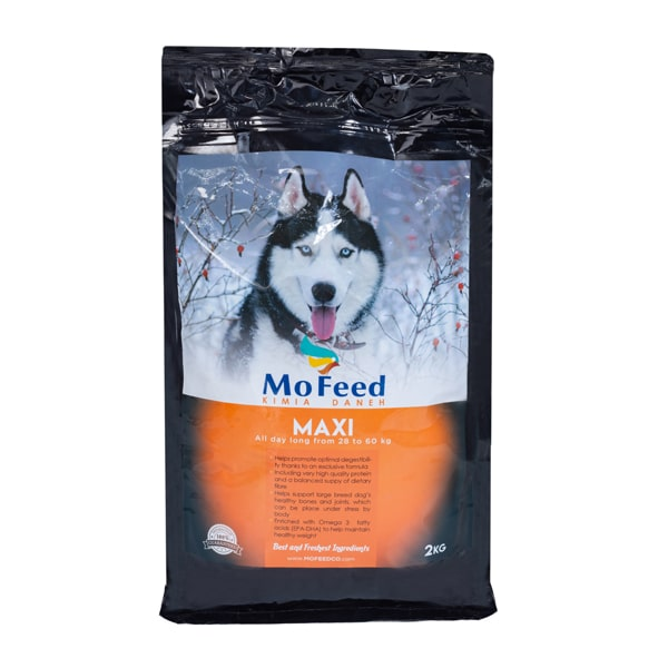 غذای سگ مکسی ادالت مفید 2 کیلوگرم
