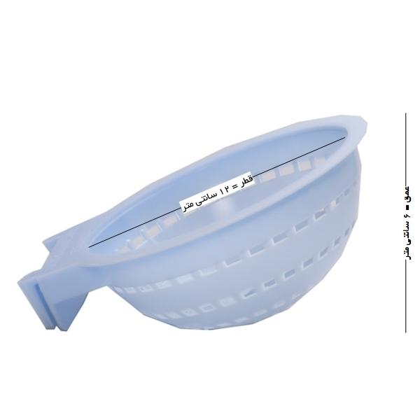 لانه قناری مدل سبدی پلاستیکی