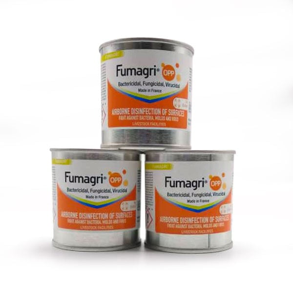 ضد عفونی کننده محیط دام و طیور fumagri