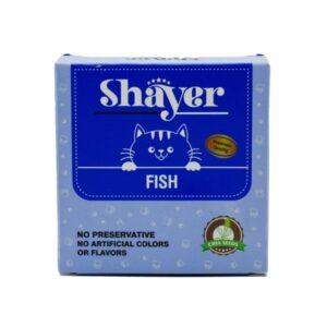 کنسرو گربه شایر حاوی ماهی 90 گرمی کد 420133