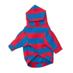 لباس سگ کد Da102 برند میگ میگ پت ابی و قرمز رنگ