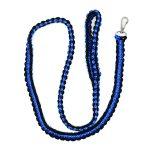 بند قلاده سگ 1 متری کد DA020 آبی رنگ برند میگ میگ پت