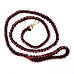 بند قلاده سگ 1 متری قرمز رنگ کد DA020 برند میگ میگ پت