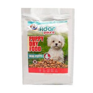 غذای خشک سگ توله نژاد کوچک برند فیدار 4 کیلویی کد Df003