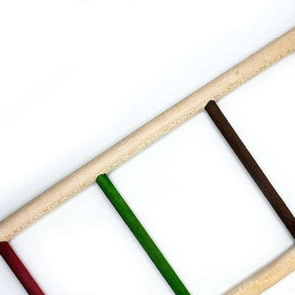 اسباب بازی طوطی طرح نردبان سایز 5 کدBA065